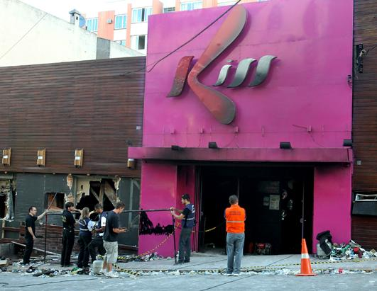 Death Toll Rises in Brazil Nightclub Fire