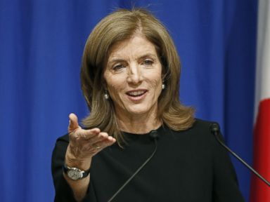 Caroline Kennedy Hopeful Hillary Runs in 2016