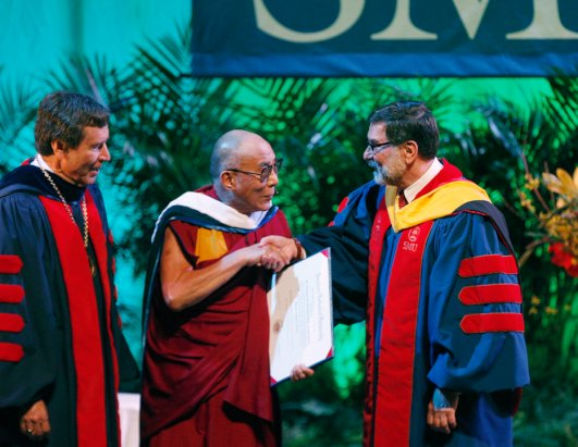 Top Honorary Degree Recipients