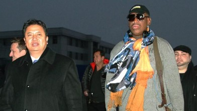 Dennis Rodman Through The Years