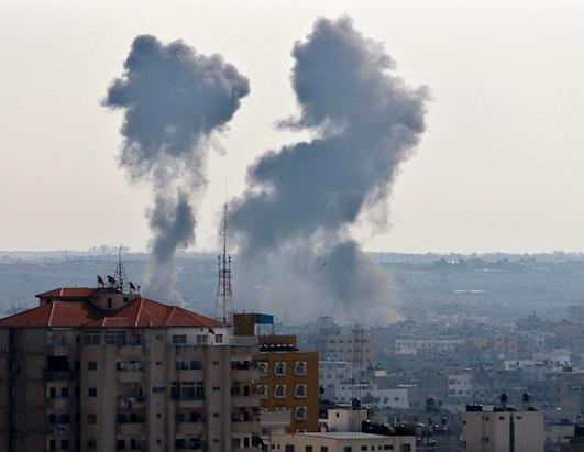 Israel and Hamas Continue Fight over Gaza.