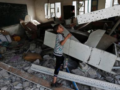White House: UN School Shelling 'Unacceptable' and 'Indefensible'