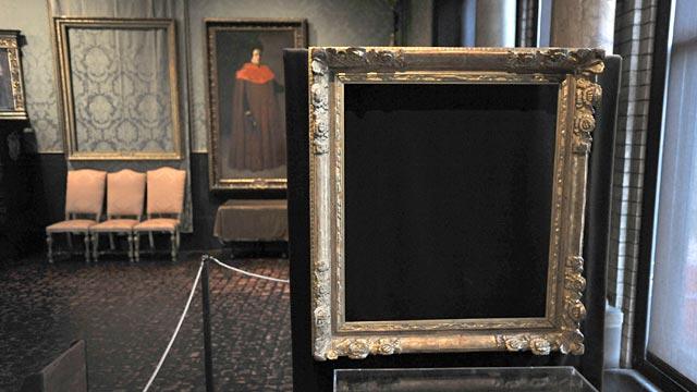 PHOTO: Empty frames