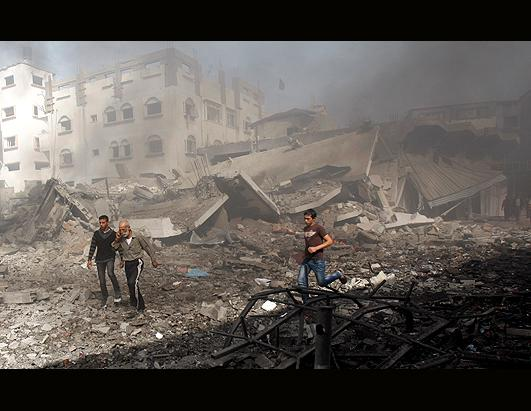 Israel-Gaza Rocket Attacks Continue