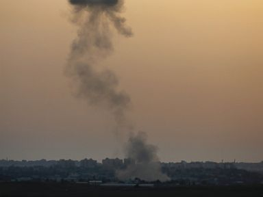 More Rockets Into Israel After Israeli Troops Enter Gaza