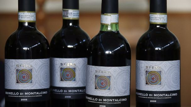 ap italy wine seizure kb 140529 16x9 608 Italian Police Raid Nets 30,000 Bottles of Fake Wine