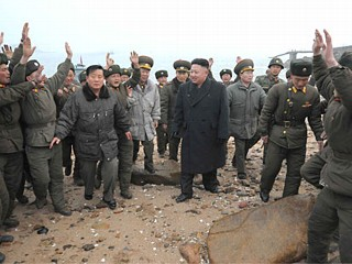 NKorea Puts Artillery Forces at Top Combat Posture
