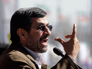 Ahmadinejad Pushes New World Order