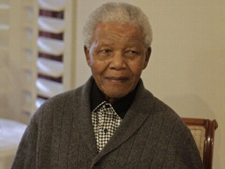 Nelson Mandela in Hospital for Tests