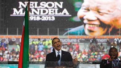 Nelson Mandela Honored And Remembered