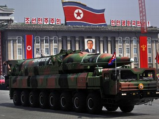 NKorea Says US is Within Its Missile Range