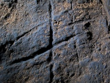 Study Claims Cave Art Made by