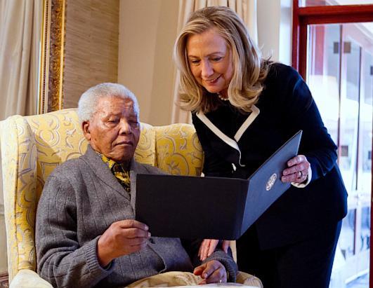 Mandela Marks 94th Birthday