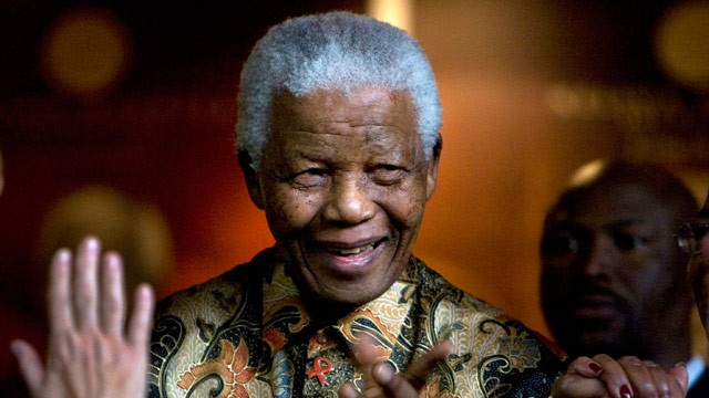 PHOTO: Nelson Mandela