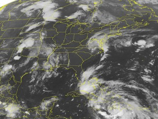 Tropical Storm Isaac Heads Toward Florida
