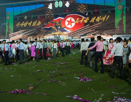 North Korea Celebrates 60th Anniversary of the Korean War Armistice