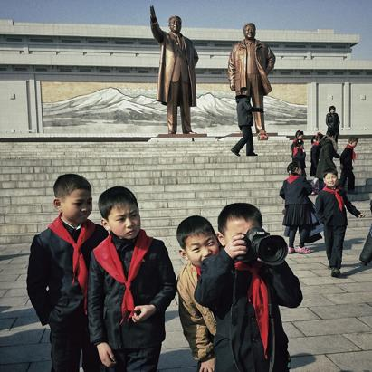 North Koreans Remember Kim Jong Il