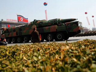 SKorea: NKorea May Be Preparing to Test Missile