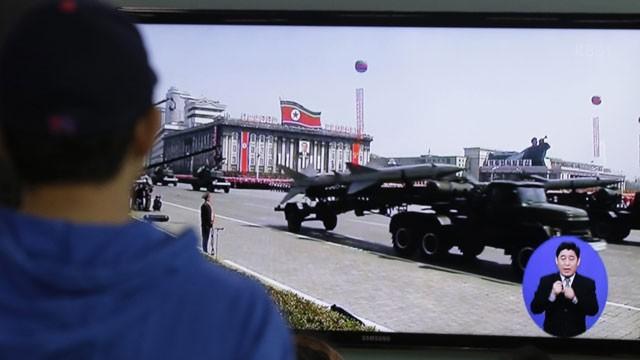 SKorea: NKorea Fires 3 Short-Range Missiles