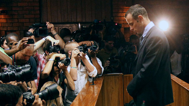 PHOTO: Oscar Pistorius