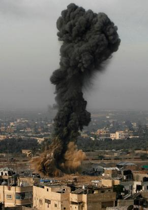Israel, Hamas Fight Over Gaza