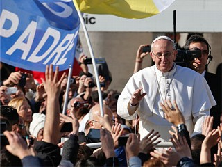 Pope Francis Supported Civil Unions