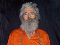 PHOTO: Retired FBI agent Robert Levinson is shown in this undated photo.