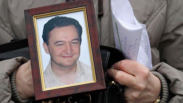 ap sergei margnitsky kb 130711 16x9 608 Russia Convicts a Dead Man