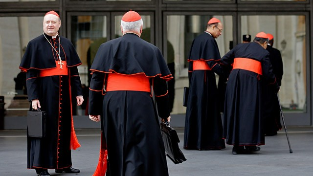 PHOTO: Cardinals at the Vatican