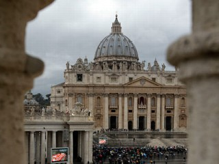 World Waits for Second Papal Vote