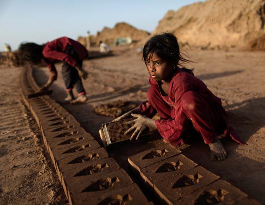 use of third world slave labor essay