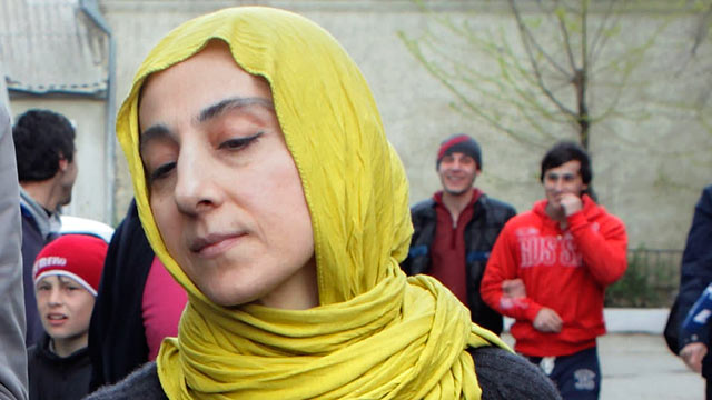 PHOTO: Zubeidat Tsarnaeva, mo