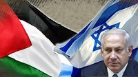 Israeli premier Netanyahu accepts creation of 'disarmed' Palestinian state for the 1st time