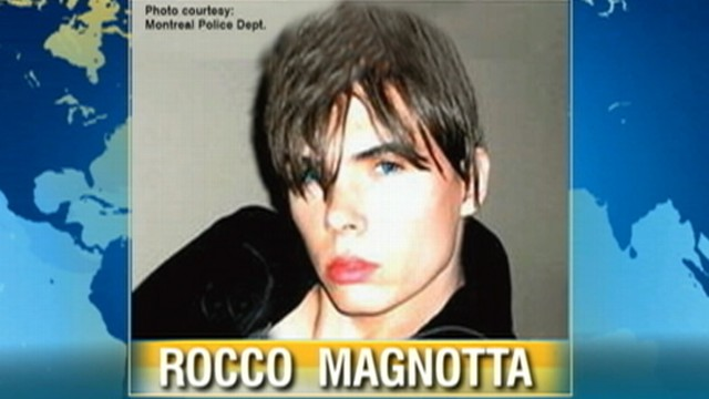 VIDEO: Rocco Magnotta, 29, is suspected in the mailing of two body parts to Ottowa.