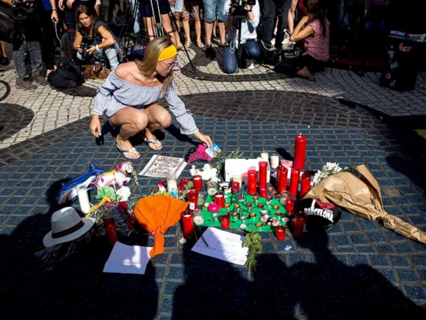 Wife and father of American killed in Barcelona open up about tragedy