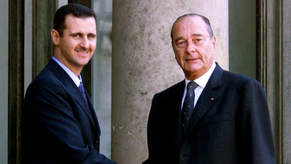 France to strip Syria's Bashar  al -Assad  of major award after suspected chemical attack