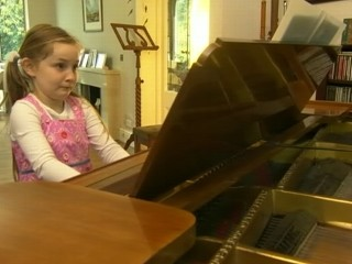 Watch: 7-Year-Old British Girl Composes Opera