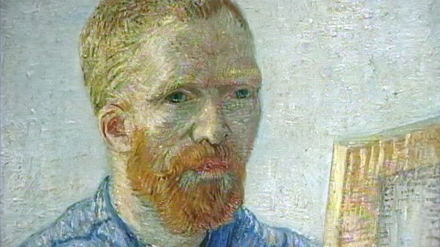 VIDEO: New book speculates on the death of Vincent Van Gogh.