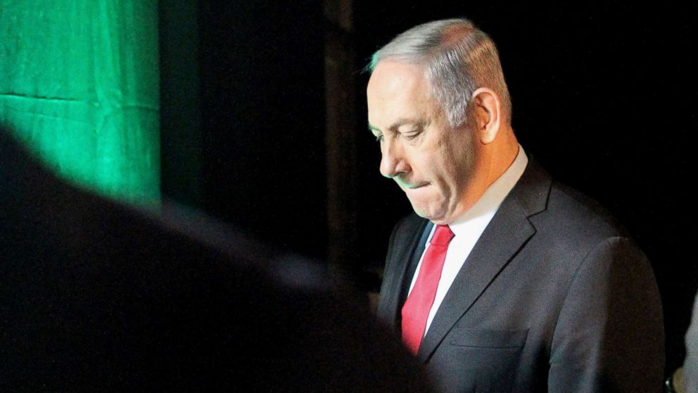 Israeli police question Prime Minister Bejamin Netanyahu in third corruption case