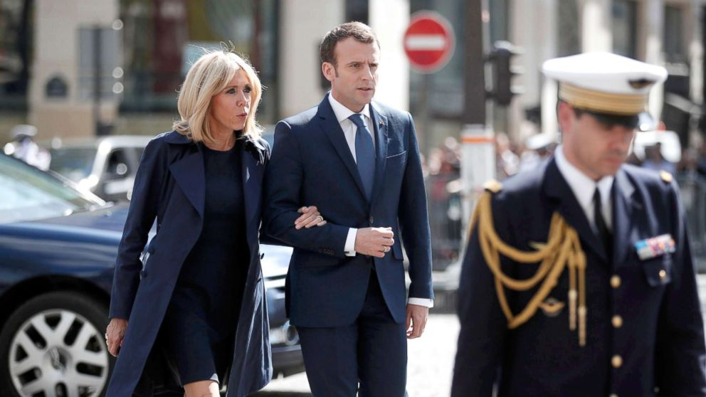 Brigitte Macron: France's first lady is her husband's 'equilibrium'