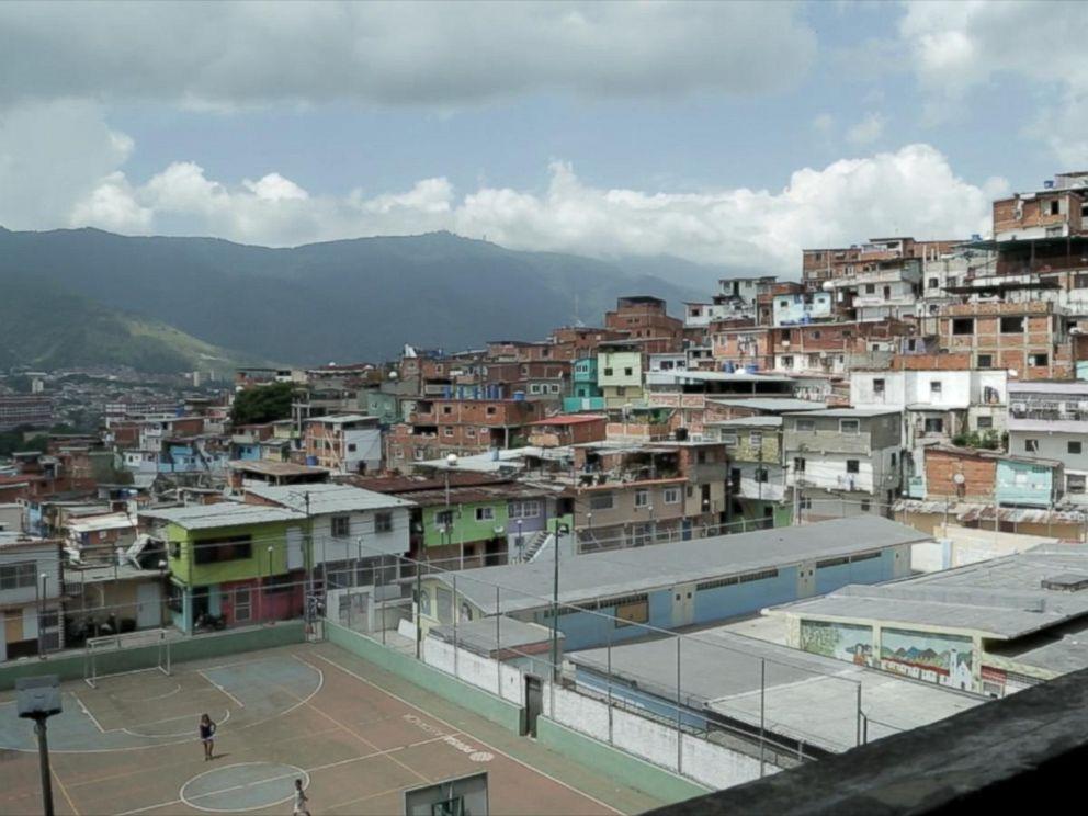 PHOTO: A view of Caracas, Venezuela.