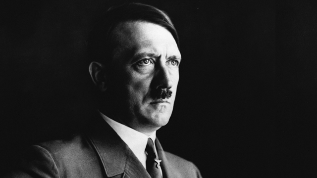 PHOTO: Adolph Hitler