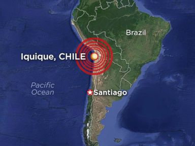 5 Dead, Residents Evacuated After Quake Strikes Off Chile
