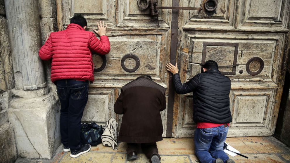 Church of the Holy Sepulchre shuttered amid tax standoff with Israel