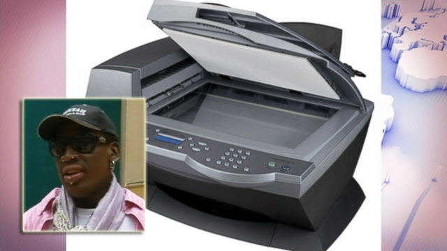 Watch: North Korea Makes News With Dennis Rodman, Fax Machine