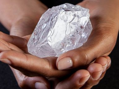 World's Largest Uncut Diamond Up for Auction in London