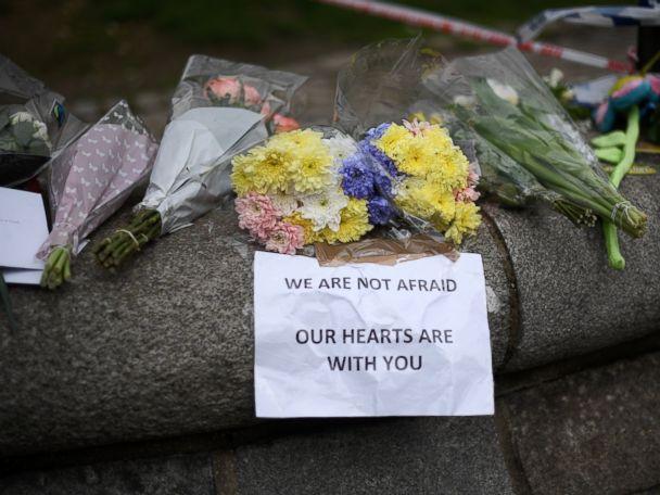 4th victim dies in London terror attack, police ID suspect