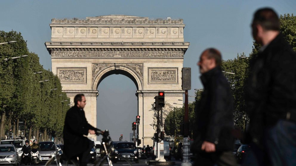 Champs Elysees Attack Belgian linked to drugs, not Paris attack: prosecutors