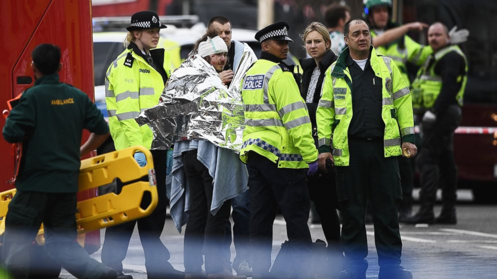 How the deadly attack in London unfolded