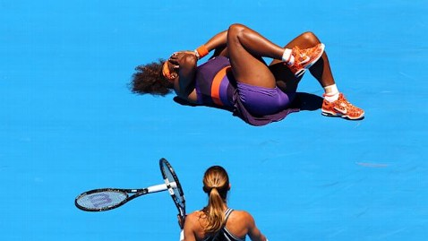 gty 02 today in pix wm nt 130115 wblog Today in Pictures: Serena Williams, Syria, and Swedish Train Crash